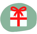 Icoontje Cadeautje
