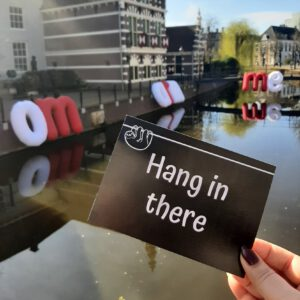 Hang In There - Amersfoort